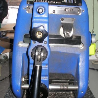 Затарились новым оборудованием для ключей мультилок.